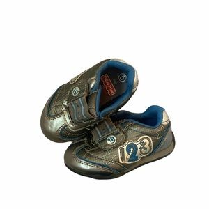 ✨3 for $30✨New Baby Boys Velcro Running Shoes Sz:5